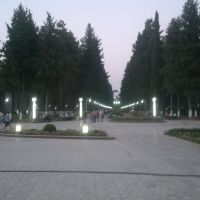 Agdash Heyder Aliyev parki 2, Агдаш