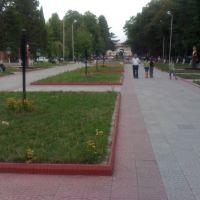 Park, Акстафа