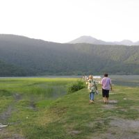 Nohur Lake @ Gabala, Али-Байрамлы