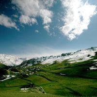 Le village de Cek, Али-Байрамлы