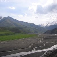 Road to Xinaliq, Алунитаг