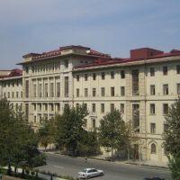 23.08.2008 Bakı, Nazirlər kabineti, Баку