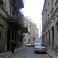 23.02.2007 Bakı, İçəri şəhər, Баку