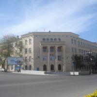 08.05.2010 Bakı - İncəsənət Universiteti, Баку