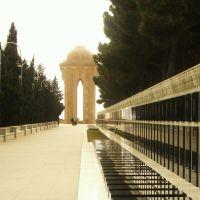 Martyrs Lane, Baku, Azerbaijan, Баку