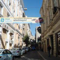 08.10.2011 Baku, Leo Tolstoy street, Баку