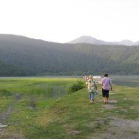 Nohur Lake @ Gabala, Банк