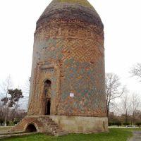 Azerbaijan, Barda, Xanim Nushaba Turbasi , Khanum Nushaba Turhbah, Барда