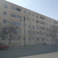 Üzeyir Hacıbəyov küçəsi  3 AZ0901 21.03.2013, Барда