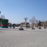 Bərdə Bayraq meydanı 21.03.2013, Барда