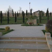 Qəhrəmanlar parkı 21.03.2013, Барда