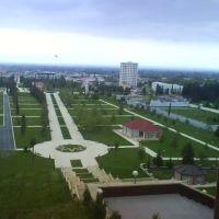 Balaken Parki, Белоканы