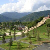 Белоканский парк, Белоканы