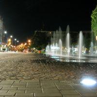 Sétáló-utca este, Сольнок
