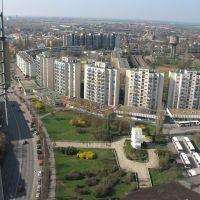 A Jubileum tér madártávlatból, Сольнок