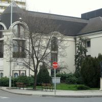 theater, Сольнок