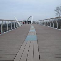 Tiszavirág híd,Szolnok, Сольнок
