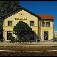 Soltvadkert, vasútállomás, Байя