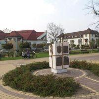 az 1848- as emlékmű - 2007, Байя