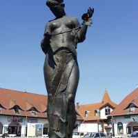 bronzszobor, Байя
