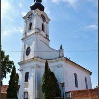 SOLTVADKERT - kostol, Байя
