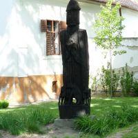 Pásztor szobor - Magyar Naiv Művészek Múzeuma - Kecskemét, Кечкемет