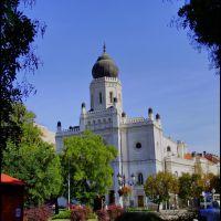 Kecskemét Synagogue .. .. ..  Tudomány háza ,  Kecskeméten .. .. .. Kecskemét, Koháry István körút, 6000 Magyarország, Кечкемет