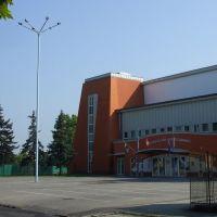 201008010911 Kecskemét, a Messzi István sportcsarnok, Кечкемет