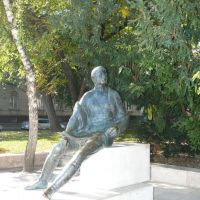 KATONA JÓZSEF SZOBOR, Кечкемет