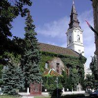 Református templom - Reformed church, Кечкемет