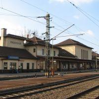 Kecskemét vasútállomás, Кечкемет