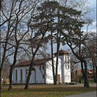 Műkertvárosi Assisi Szent Ferenc templom, Кечкемет