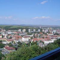 Város a kilátóból, Мишкольц