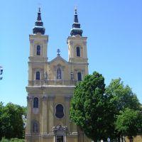 Mindszenti templom (Mindszent Catholic Church), Мишкольц