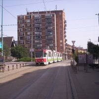 Miskolc, Tatra KT8D5, Мишкольц