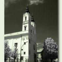 Mindszenti templom (Szent Péter és Pál apostol templom), Miskolc, Мишкольц