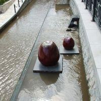 Úszó almák (Swimming Apples), Мишкольц