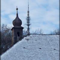 HERMUZ torony , most télen, Мишкольц