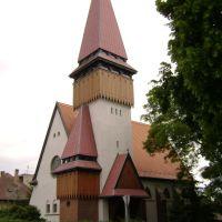 Chapel, 18.May,2008