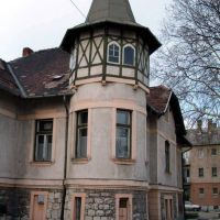 Mosonmagyaróvár - Pálffy villa, Мошонмадьяровар