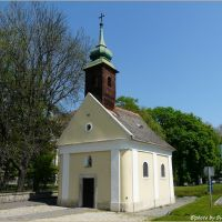 Lucsonyi Szent Anna kápolna, Мошонмадьяровар