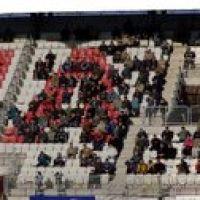 Dunaferr Stadion 2004 panoráma, Дунауйварош