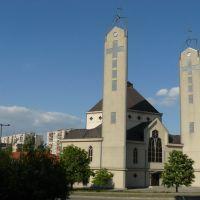 Dunaújváros, Katolikus templom, Дунауйварош