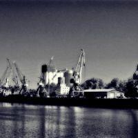 Dunai kikötő, Дунауйварош