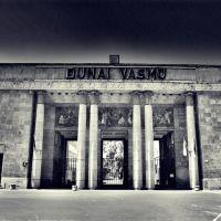 Vaskor, Дунауйварош