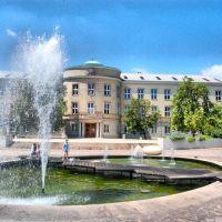 A Dunaújvárosi Főiskola, Дунауйварош