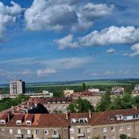 Liszt Ferenc kert, Дунауйварош