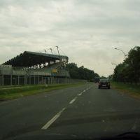 Dunaújváros: stadion, Дунауйварош