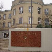 Dunaújvárosi Főiskola, Дунауйварош