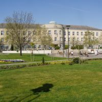 Főiskola DF Dunaújváros, Дунауйварош